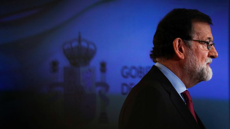 Das Pendel schlägt zurück: Spaniens konservativer Ministerpräsident Rajoy steht vor der Abwahl