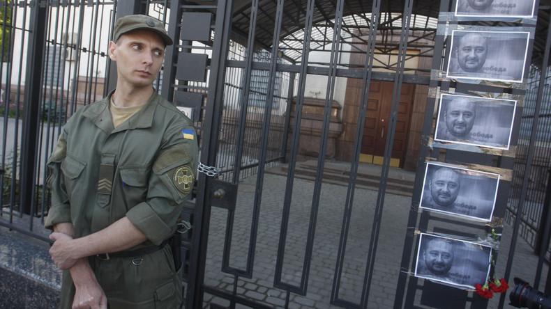 Der vermeintliche Mord an Babtschenko und das Trauerspiel der Mainstream-Medien (Video)