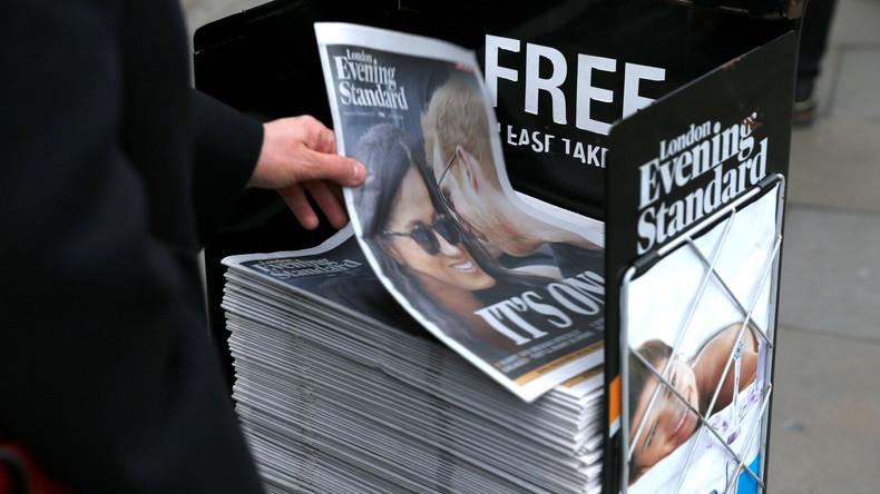 Londoner Zeitung weist Vorwürfe der Käuflichkeit zurück