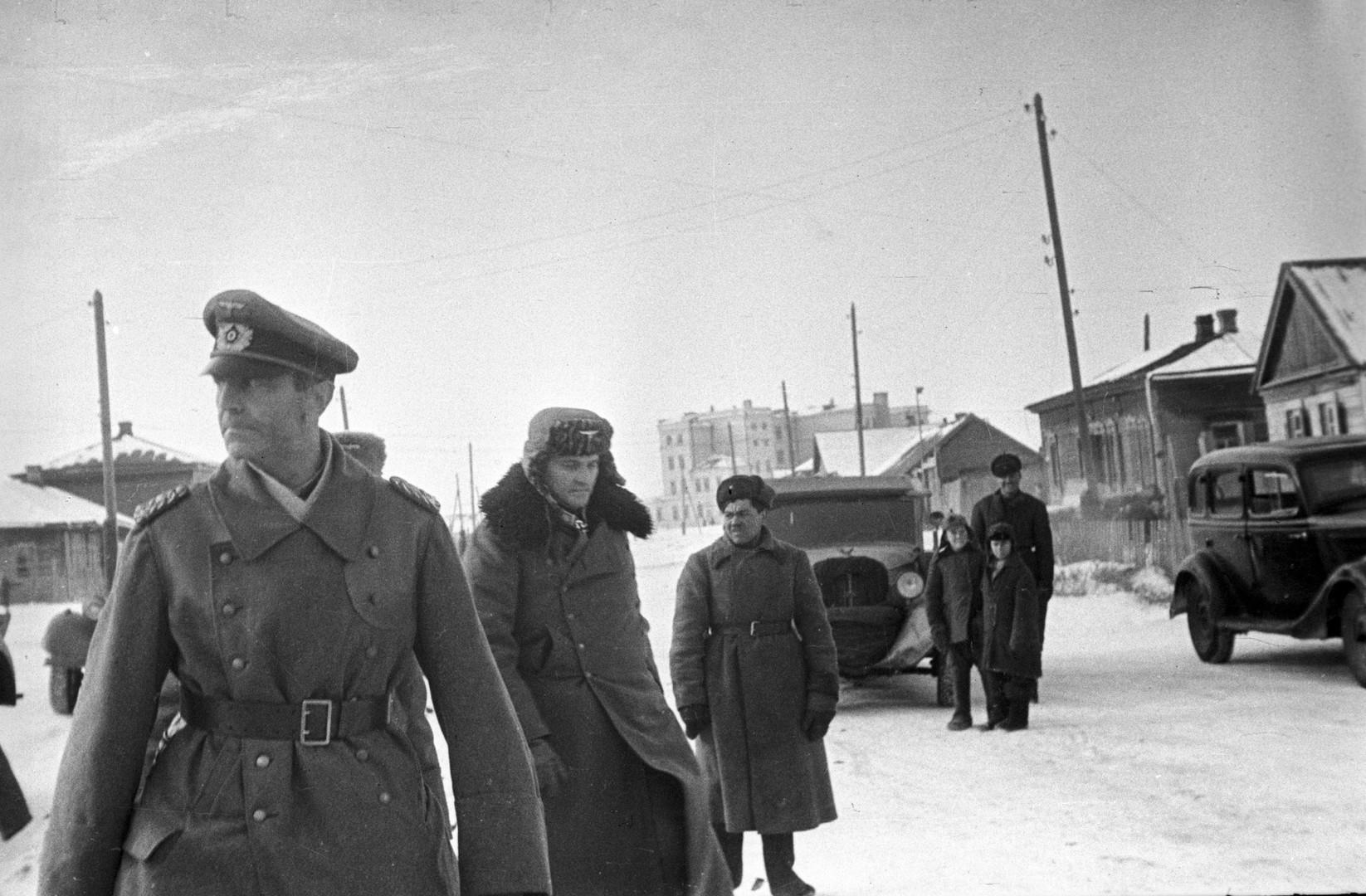 Schicksalsschlacht um Stalingrad: Vom Feldmarschall der Wehrmacht zum Kronzeugen in Nürnberg