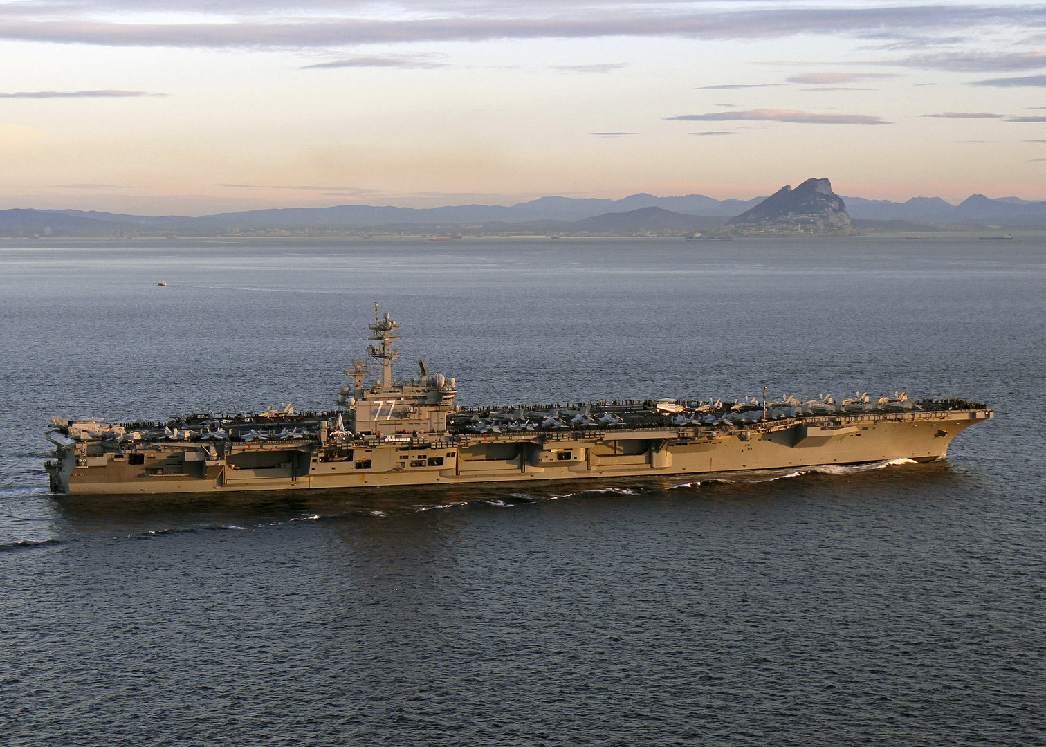 """""""Fokus liegt auf Russland"""" – US-Marine reaktiviert ihre Zweite Flotte wegen """"Bedrohung aus Moskau"""""""