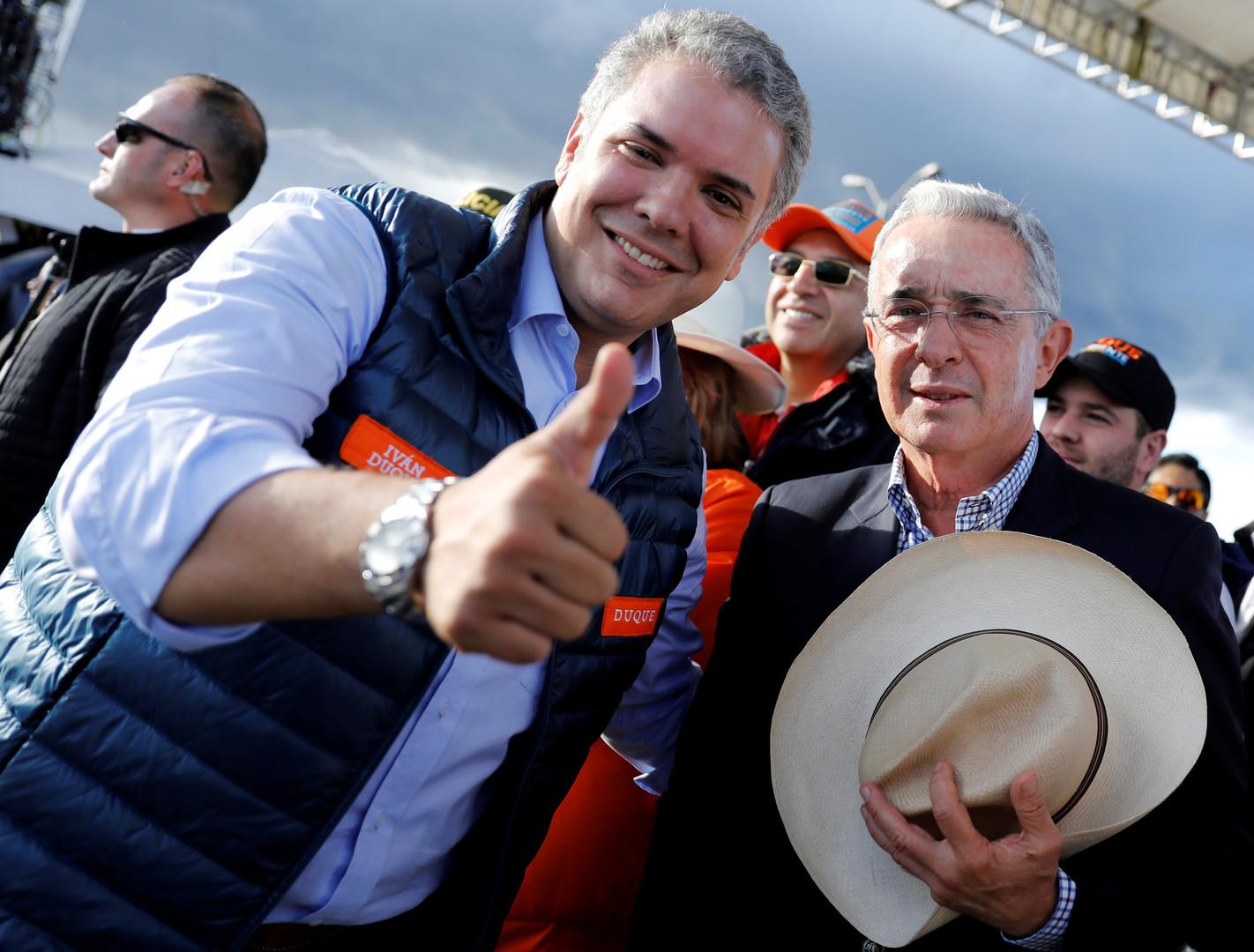 Kolumbien vor Präsidentschaftswahl: Sorge um Wahlbetrug und ein Ende des Friedensprozesses