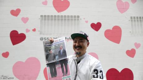 Fast 80 Prozent der Südkoreaner vertrauen dem nordkoreanischen Staatschef (Symbolbild)