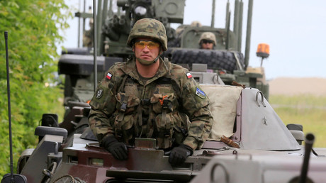 NATO-Truppen in Polen