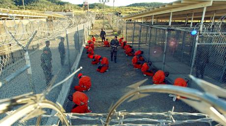 Die USA sind vielleicht nicht in der besten Situation, um sich als Verteidiger von Menschenrechten zu präsentieren. Im Bild:  Das verrufene US-Gefangenenlager Guantanamo: