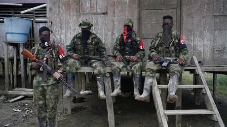 Kolumbien und ELN-Guerilla nehmen in Kuba Gespräche wieder auf (Archivbild)