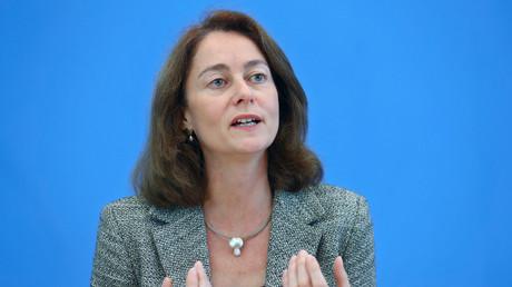 Laut Unionsstimmen soll Bundesjustizministerin Katarina Barley hinter dem Passus stecken.