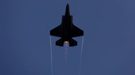 Israelischer Kampfjet F-35