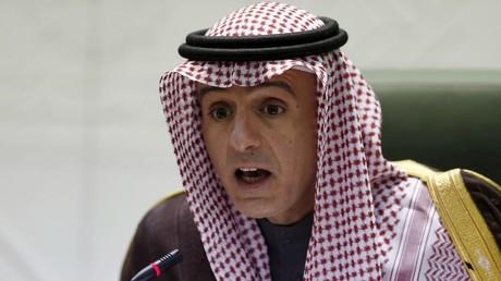 Der saudische Außenminister Adel al-Jubeir.