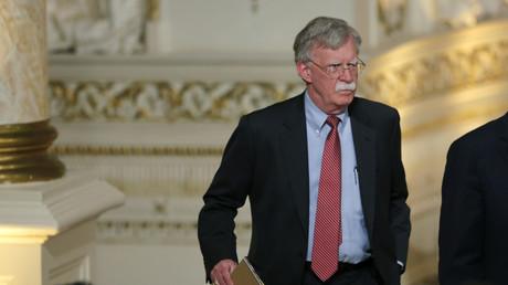 Was genau plant Bolton mit dem Iran?