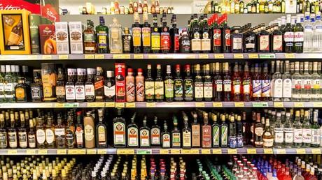 Deutsche geben Milliarden für Bier und Spirituosen aus (Symbolbild)