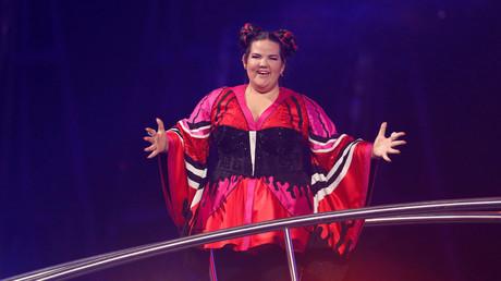 Netta Barzilai aus Israel gewinnt den Eurovision Song Contest 2018