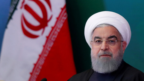 Der iranische Präsident Hassan Ruhani: