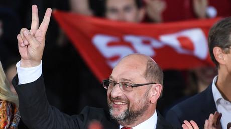 Martin Schulz im Wahlkampf 2017