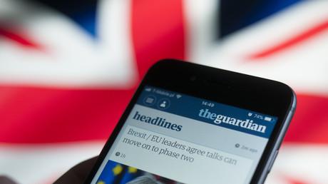 Vorauseilender Gehorsam: In Großbritannien halten sich Mainstream-Medien in der Regel an die Vorgaben einer so genannten D-Notice (Symbolbild).