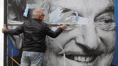 Soros-Stiftung stellt Betrieb in Ungarn ein und zieht nach Berlin (Symbolbild)
