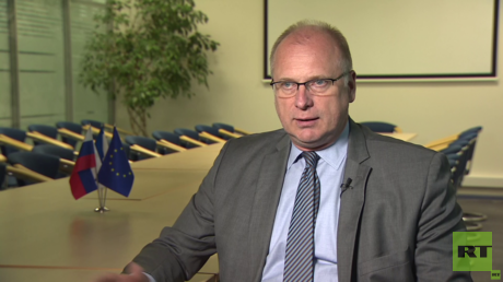 Dr. Frank Schauff, Geschäftsführer des Europäischen Wirtschaftsverbandes