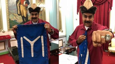 Bildquelle: Nicolás Maduro