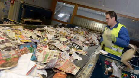 Deutsche sind Europameister im Mülltrennen (Symbolbild)