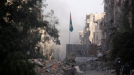 Syrien: Damaskus samt Vororten komplett von Terroristen befreit (Video)