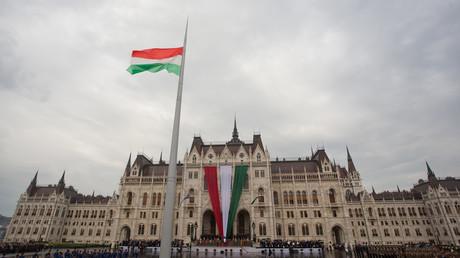 Ungarn bittet NATO um Hilfe: Ukraine verstößt gegen Minderheitenrechte (Symbolbild)