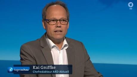 Doktor Kai G. - Der berüchtigte Chefredakteur der ARD-Tagesschau - Quelle: Screenshot ard.de