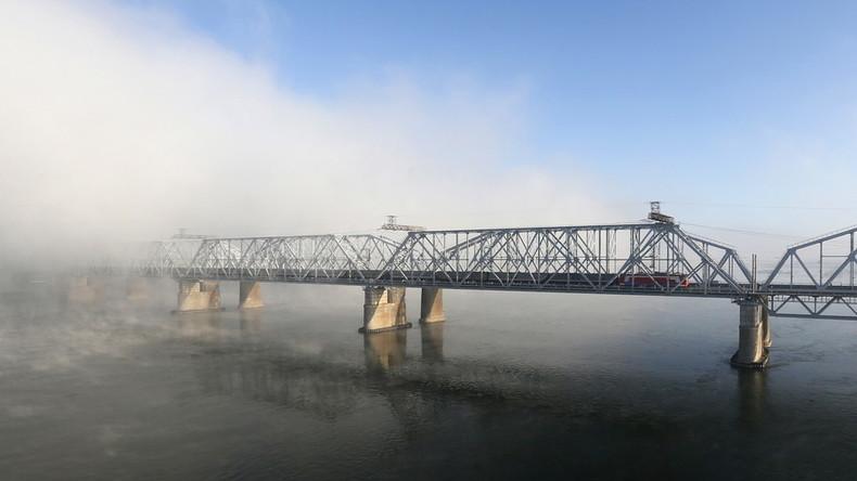 Russland bereit, Transsibirische Eisenbahn durch koreanische Halbinsel zu verlängern