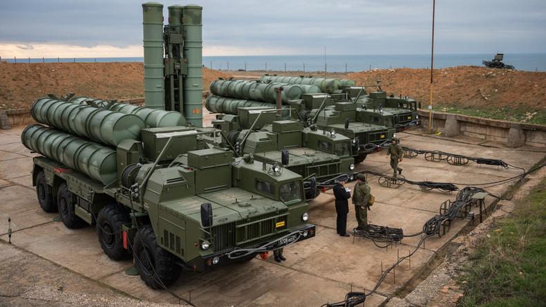 Trotz US-Einwänden: S-400-Flugabwehrraketen aus Russland sollen Indiens Luftraum schützen