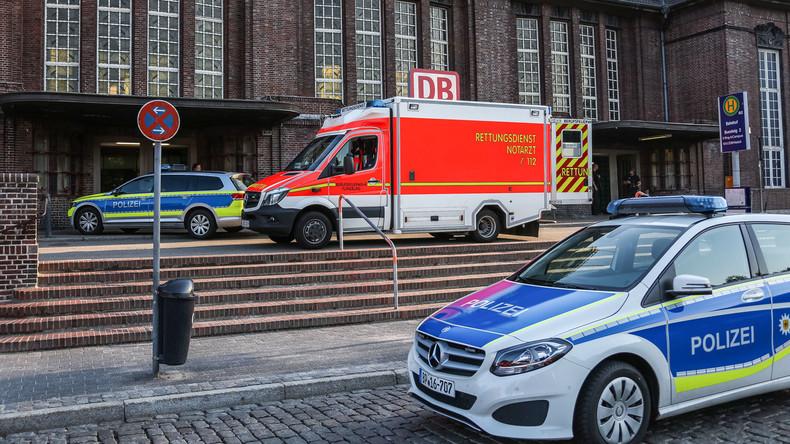 Messerattacke in Flensburg: 24-Jähriger soll Polizistin zuerst angegriffen haben