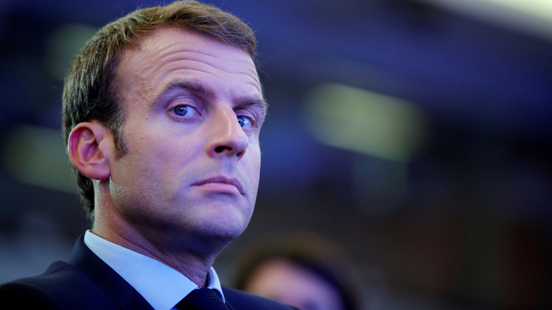 """Friedensstifter"" Macron – Image ist alles (Video)"