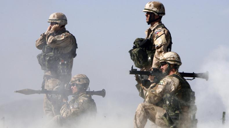 Tschechien stockt Auslandseinsätze der Armee auf