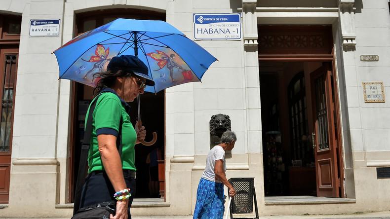 Erstmals seit 1968: Kuba und USA stellen direkten Postverkehr wieder dauerhaft her