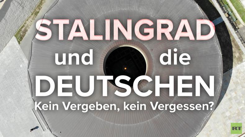 RT Reportage: Stalingrad und die Deutschen - Kein Vergeben, kein Vergessen? (Video)