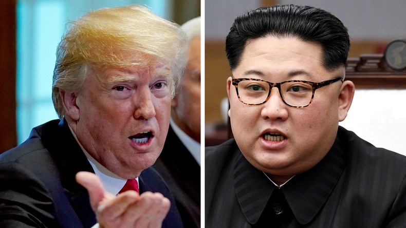 Südkorea begrüßt Donald Trumps Ankündigung zu Gipfel mit Kim Jong-un