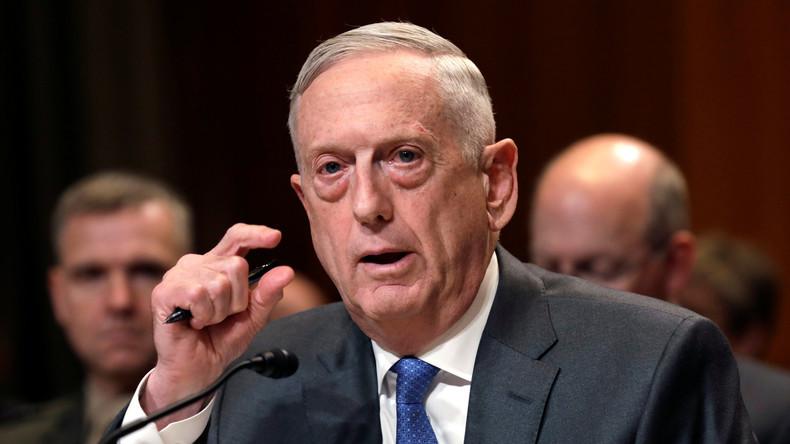 US-Verteidigungsminister wirft China Einschüchterungspolitik vor