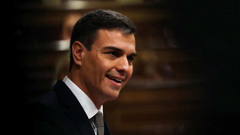 Spaniens König vereidigt Pedro Sánchez als Regierungschef