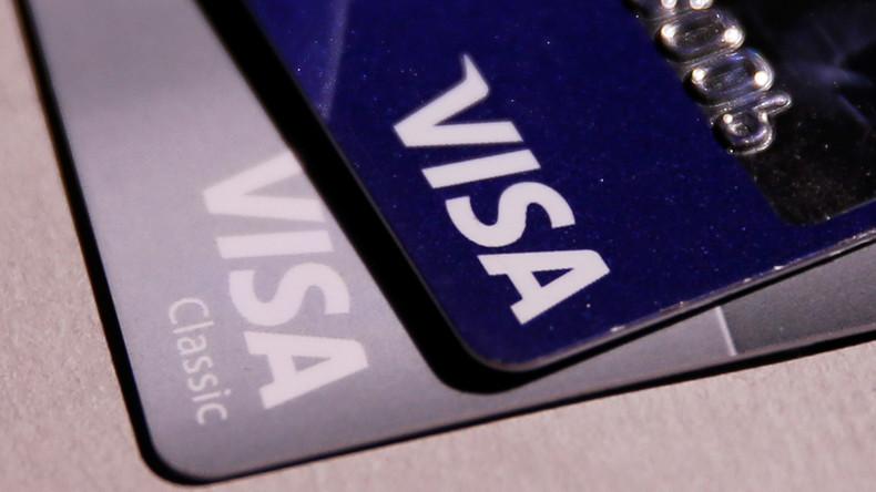 Visa behebt Störungen bei Kreditkartenzahlungen in Europa