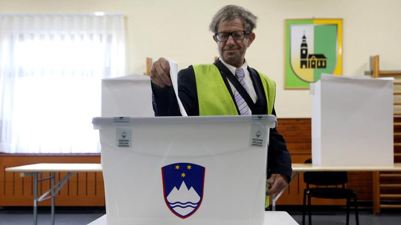 Slowenien wählt Parlament