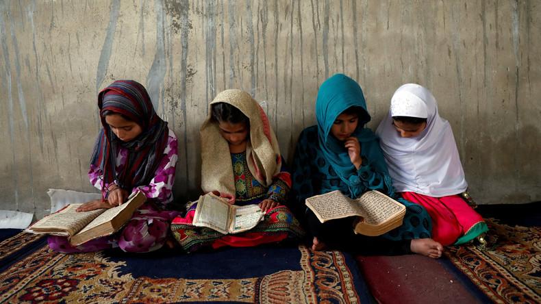 Millionen afghanische Kinder gehen nicht zur Schule