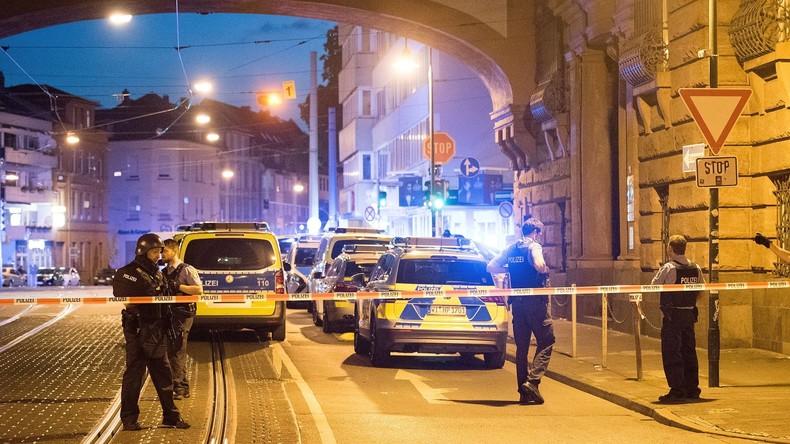 Mehr als 80 Festnahmen nach Angriffen auf Polizei in Darmstadt