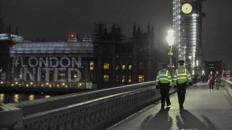 Britisches Innenministerium warnt vor Terrorgefahr