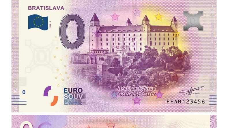 Slowakei emittiert 0-Euro-Schein – Schreibfehler macht Banknote teurer