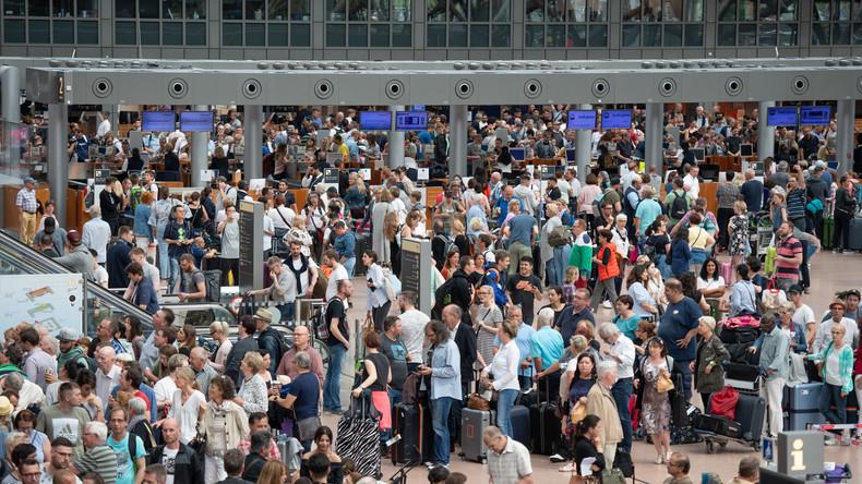 Stromausfall legt Hamburger Flughafen lahm