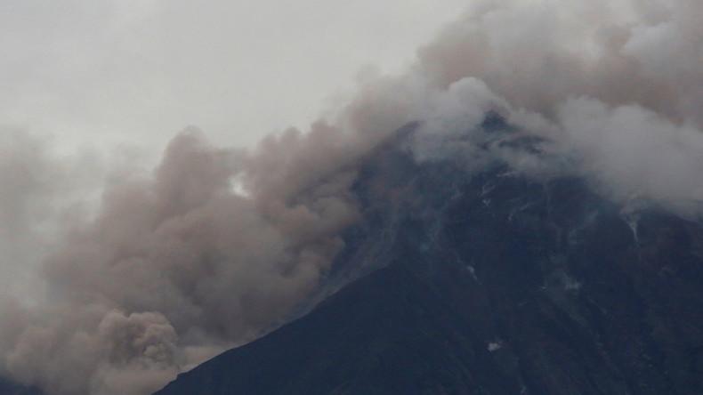 Guatemala: 25 Tote nach Ausbruch des Feuervulkans