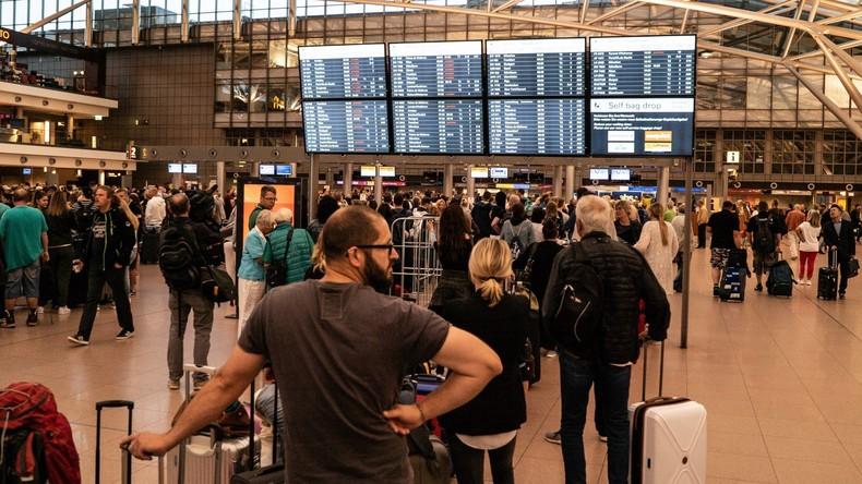 Hamburg: Flugbetrieb am Flughafen wieder aufgenommen