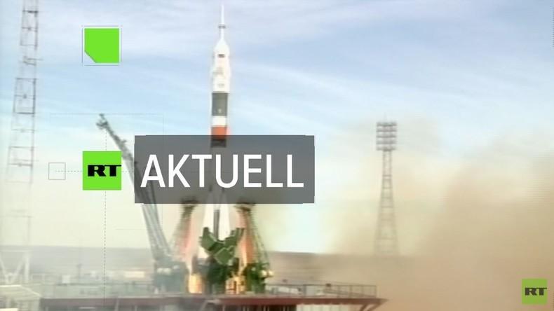 Die Raketenuhren: Wie ein Schweizer Sojus-Raketen ans Handgelenk bringt (Video)