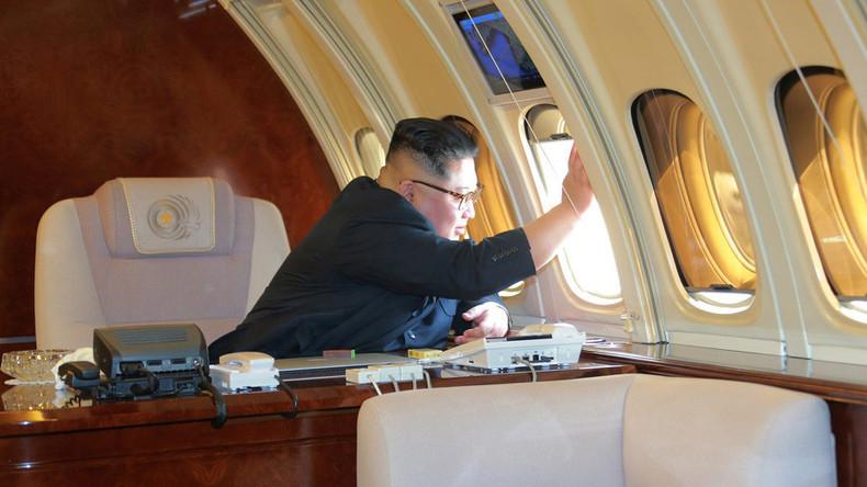 Nordkoreas Staatsoberhaupt Kim Jong-un zu offiziellem Besuch nach Russland eingeladen