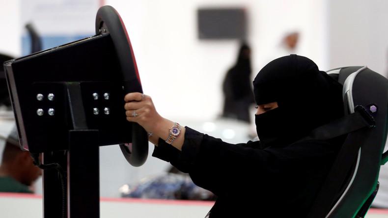 """Saudische Frauen gegen """"Vogue"""": Prinzessin glänzt auf Cover - Aktivistinnen sitzen in Haft"""