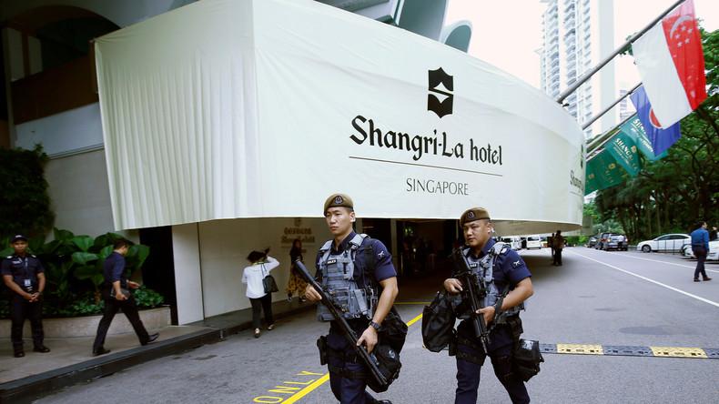 Vorbereitungen in Singapur für Trump-Kim-Gipfel: Erste Sicherheitszonen auserkoren