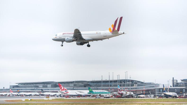 Stromausfall kostet Flughafen Hamburg rund halbe Million Euro